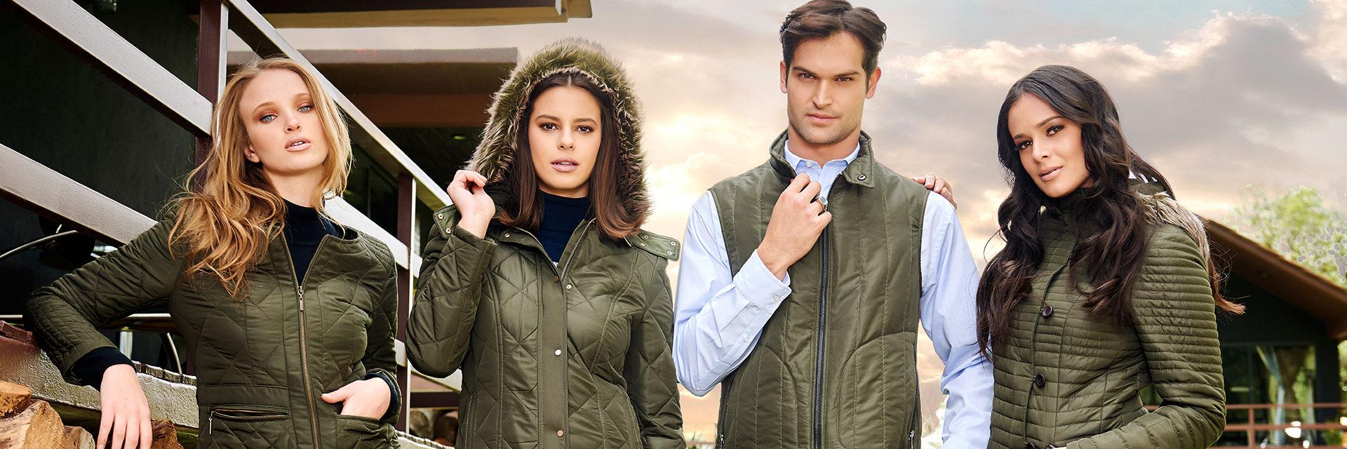 Catalogo de abrigos natanya